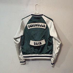 NWT Reversible Coachella 2019 Jacket